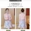 เสื้อผ้าเกาหลี พร้อมส่ง เสื้อสูท และ เดรส โทนสีชมพู thumbnail 3