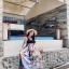 ชุดเดรสเกาหลี พร้อมส่ง ชุด Maxi Dress เกาหลี thumbnail 7