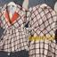เดรสเกาหลี พร้อมส่ง ชุดเดรส ผ้าชีฟองมีซับใน thumbnail 7