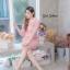 ชุดเดรสเกาหลี พร้อมส่ง Dress ลูกไม้เกาหลี คอปกเชิ้ต thumbnail 2
