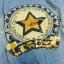 พร้อมส่ง เสื้อสกรีนดาวลายกลางเสื้อโทนทอง thumbnail 7