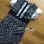 พร้อมส่ง เดรสผ้าลูกไม้ทอลายดอกเดซี่แขนระบาย thumbnail 6
