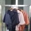 เสื้อเกาหลี พร้อมส่ง เสื้อคอปก ดีไซน์เรียบ หรู thumbnail 14