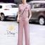 เสื้อผ้าเกาหลี พร้อมส่ง ชุดเซท เสื้อ+กางเกง เซท 2 ชิ้น thumbnail 7