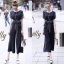 เสื้อผ้าเกาหลี พร้อมส่ง เสื้อผ้า งานสวยมาก งานเรียบ หรู thumbnail 1