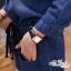 พร้อมส่ง จั๊มสูทแขนยาว ยีนส์เดนิมผ้านิ่ม thumbnail 9