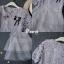 ชุดเดรสเกาหลี พร้อมส่ง เดรสผ้าลูกไม้ ต่อขายผ้าแก้ว thumbnail 11
