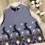 เสื้อผ้าเกาหลี พร้อมส่ง เสื้อ กับ กางเกง งานปักอย่างดี ปักสวย thumbnail 9