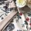 เสื้อผ้าเกาหลี พร้อมส่ง เสื้อพิมพ์ลายดอกไม้เก๋ๆ thumbnail 10