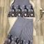 เสื้อผ้าเกาหลี พร้อมส่ง เสื้อ กับ กางเกง งานปักอย่างดี ปักสวย thumbnail 8