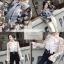 เสื้อเกาหลี พร้อมส่ง เสื้อชีฟอง ลายดอก คอโบว์ thumbnail 16