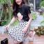 เสื้อผ้าเกาหลี พร้อมส่ง ชุดเซ็ต Chanel เสื้อcotton thumbnail 7