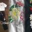พร้อมส่ง เสื้อปักลายดอกไม้กับกางเกง thumbnail 2