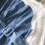 เสื้อผ้าเกาหลี พร้อมส่ง เสื้อ กับกางเกงยีนเท่ๆ thumbnail 9