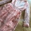 เดรสเกาหลี พร้อมส่ง เดรสผ้าลูกไม้ สไตล์โมเดิร์นเฟมินีน thumbnail 15