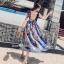ชุดเดรสเกาหลี พร้อมส่ง ชุด Maxi Dress เกาหลี thumbnail 9