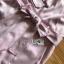 เสื้อผ้าเกาหลี พร้อมส่ง จัมป์สูท ทรงขาบานสีชมพูอ่อน thumbnail 15