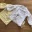 เสื้อเกาหลี พร้อมส่ง เสื้อผ้าลูกไม้ สีขาวสไตล์วินเทจเฟมินีน thumbnail 14