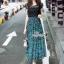 เสื้อผ้าเกาหลี พร้อมส่ง งานเซตเสื้อ+กระโปรง thumbnail 3