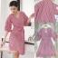 ชุดเดรสเกาหลี พร้อมส่ง เดรสผ้าชีฟอง เนื้อสวยพริ้ง thumbnail 7