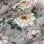 เดรสเกาหลี พร้อมส่ง เดรสสั้น พิมพ์ลายดอกไม้ตกแต่งระบาย thumbnail 17