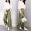 เสื้อผ้าเกาหลี พร้อมส่ง ชุดเซท เสื้อ+กางเกง thumbnail 15