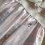 เดรสเกาหลี พร้อมส่ง เดรสสีชมพู เข้ารูปกระโปรงปักลายผีเสื้อ thumbnail 14