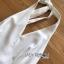 เสื้อผ้าแฟชั่นเกาหลี พร้อมส่ง จัมป์สูท สีขาวทรงผูกคอ thumbnail 16