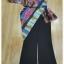 เสื้อผ้าเกาหลี พร้อมส่ง เสื้อผ้าพิมพ์ลายดอก thumbnail 8