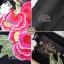 พร้อมส่ง เดรสเข้ารูปลายดอกไม้ดอกใหญ่ thumbnail 8