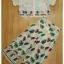 เสื้อผ้าเกาหลี พร้อมส่ง ชุดเซ็ทเสื้อ+กางเกงงานแบรนด์ thumbnail 8