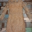 ชุดเดรสเกาหลี พร้อมส่ง Dress ซีทรูปักลูกไม้ดอกลอย thumbnail 16