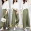 เสื้อผ้าเกาหลี พร้อมส่ง ชุดเซท เสื้อ+กางเกง thumbnail 8