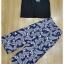 เสื้อผ้าเกาหลี พร้อมส่ง ชุดเซ็ทเสื้อ+กางเกง thumbnail 7