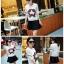 พร้อมส่ง เสื้อเกาหลี Shirt เนื้อผ้าลูกไม้ thumbnail 4
