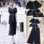 เสื้อผ้าเกาหลี พร้อมส่ง เสื้อผ้า งานสวยมาก งานเรียบ หรู thumbnail 8